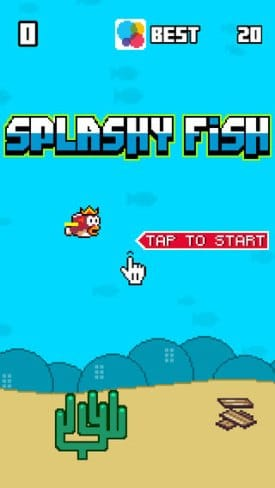 splashy fish app