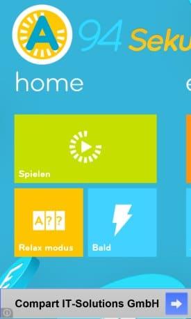 94 Sekunden windows phone