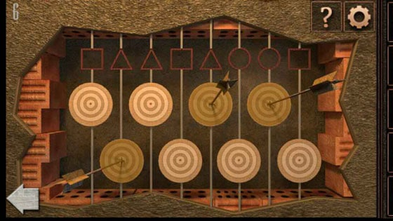 Can You Escape Tower - Lösung Bogenschießen Level 6