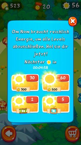 Cut_The_Rope_2_App_Android_iPhone_Check_Energie_Kosten