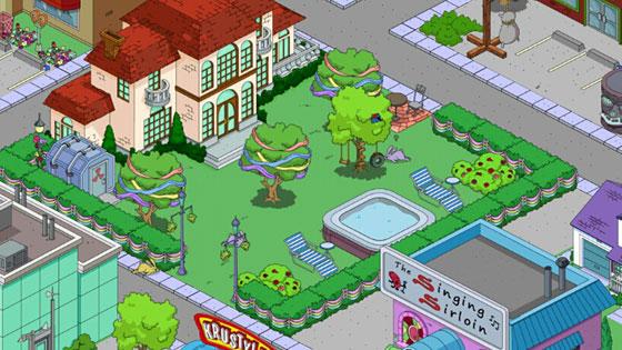 Die_Simpsons_Springfield_Ostern_Update_2014_neue_Deko