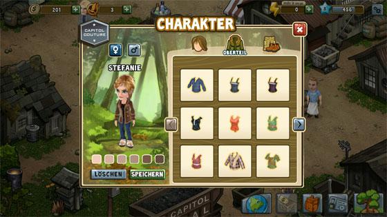 Die_Tribute_von_Panem_Spiel_App_Check_Charakter_anpassen