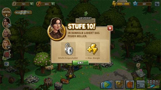 Die_Tribute_von_Panem_Spiel_App_Check_Level_10_erreicht