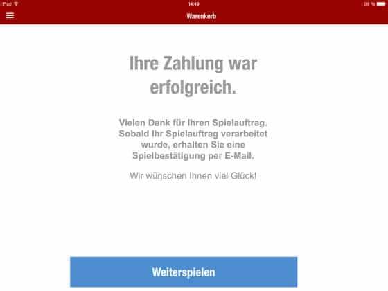 Lotto24_App_Auftrag