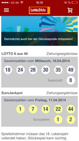 Lotto24de_App_Historie