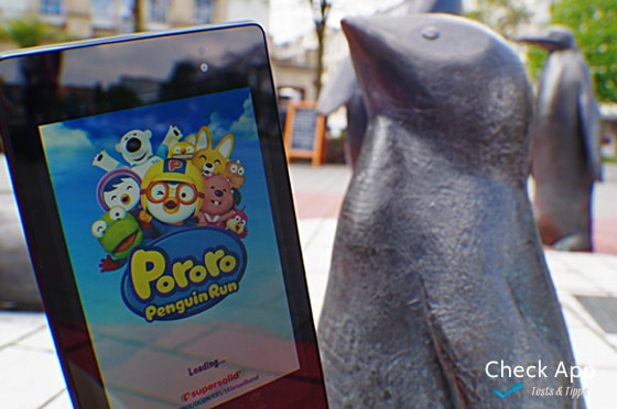Pororo_Penguin_Run_App