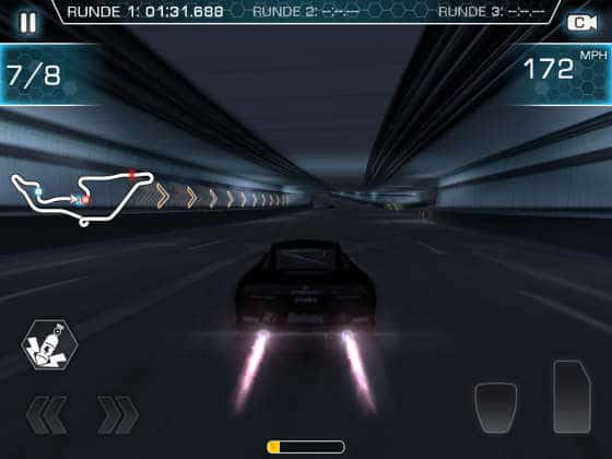 Ridge Racer Slipstream App