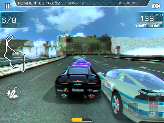 Ridge Racer Slipstream Crash