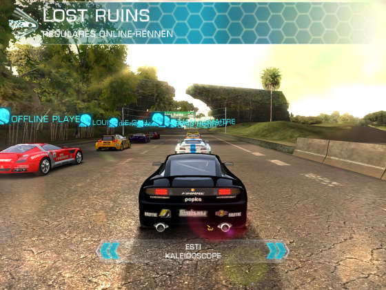 Ridge Racer Slipstream Multiplayer