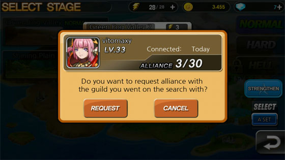 Summon_Masters_App_Karten_Strategie_Rollenspiel_Request_Alliance