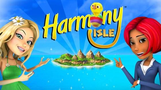 harmony isle app