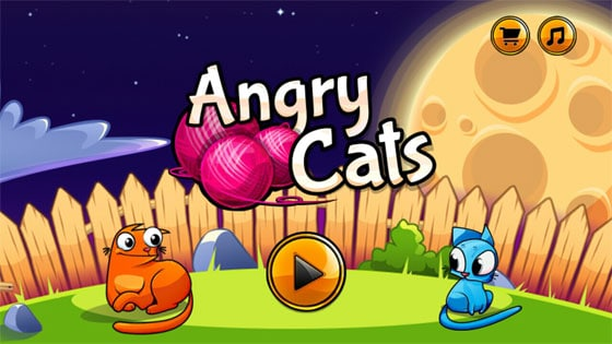 Angry_Cats_Android_App_Werbung_entfernen_Titelbild