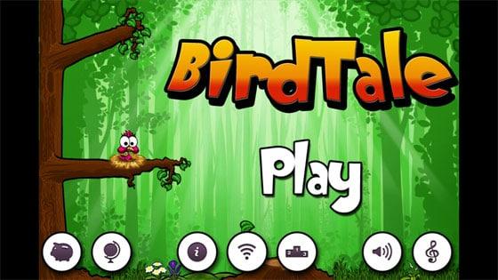 Bird_Tale_Arcade_App_Android_iOS_Titelbild_pink