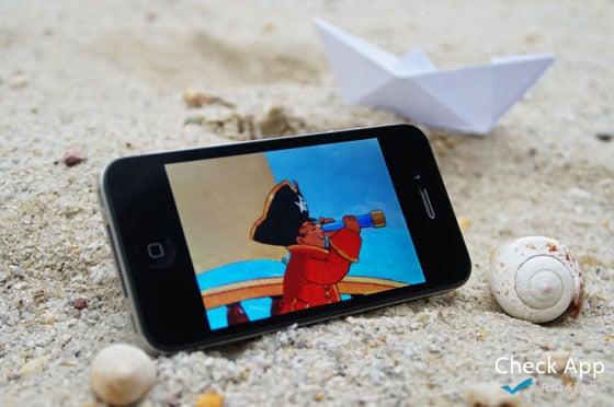 Captn Sharky - Abenteuer auf hoher See App