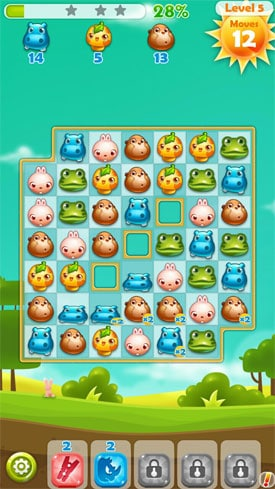Forest_Mania_App_Match-3_Puzzle