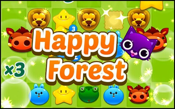 Happy_Forest_App_Match-3_Titelbild