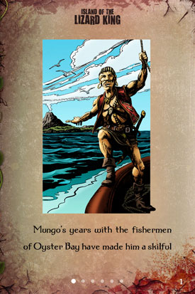 Island_of_the_Lizard_king_Gamebook_App_Grafiken_Normaler_Look