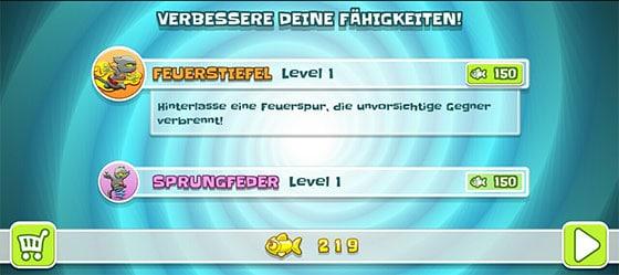 Ninja_Hero_Cats_App_Perlen_Fische_Sammeln_Verbesserungen