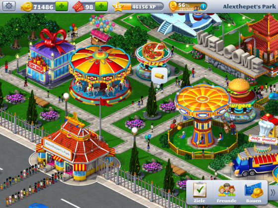 RollerCoasterTycoon_App