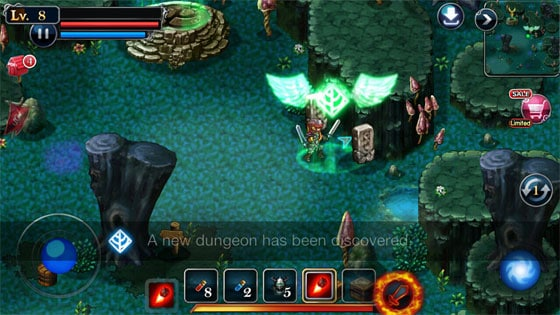 Stone_of_Life_EX_fuer_Android_iOS_Challenge_Dungeon