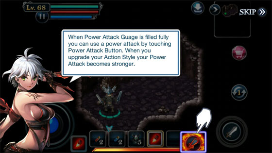 Stone_of_Life_EX_fuer_Android_iOS_Monica_Power_Attack