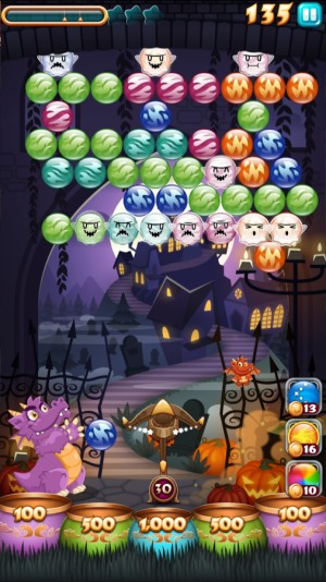 bubble blaze app