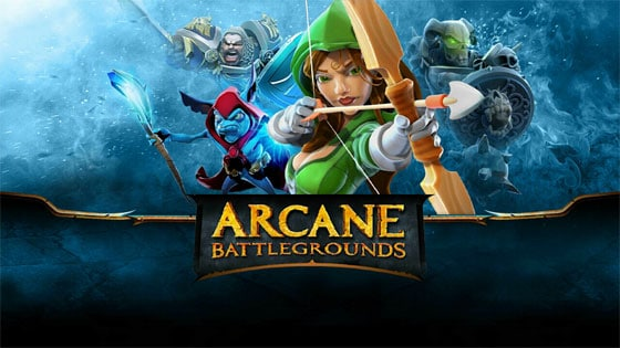 Arcane_Battlegrounds_Android_App_Titelbild