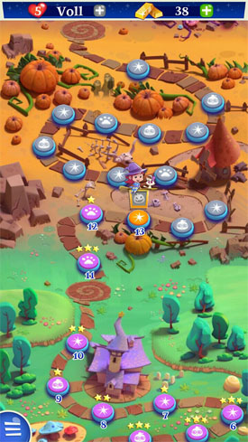 Bubble_Witch_Saga_2_App_Review_Karte