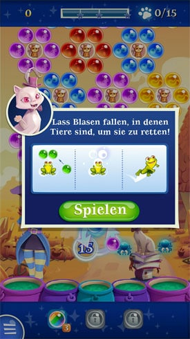 Bubble_Witch_Saga_2_App_Review_Tiere