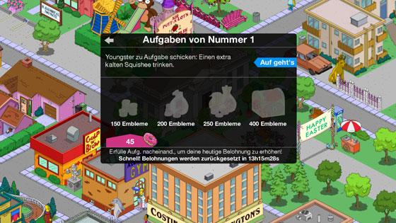 Die_Simpsons_Springfield_Steinmetze_Update_Aufgaben_Nummer_1