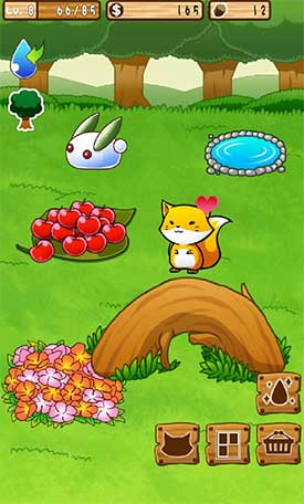 Forest_Life_App_Android_Kinder_Tiere_Pflege_Futter