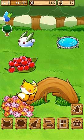 Forest_Life_App_Android_Kinder_Tiere_Pflege_Rutschen