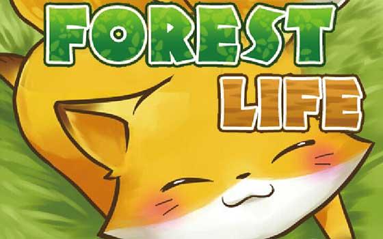 Forest_Life_App_Android_Kinder_Tiere_Pflegen_Titelbild