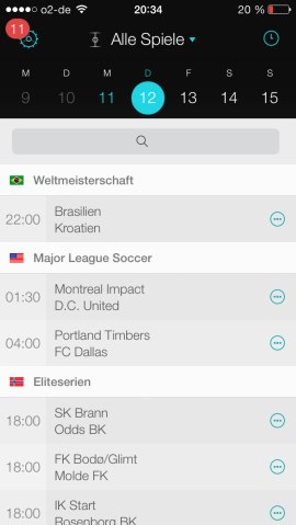 Forza Football App