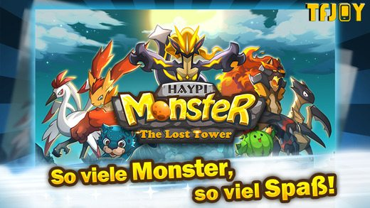 Haypi Monster The Lost Tower Codes