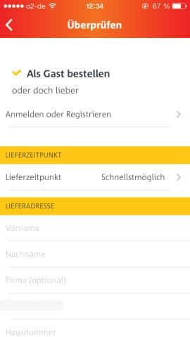 Lieferheld_App_Gastlogin