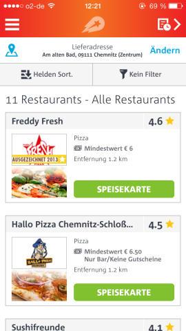 Lieferheld_App_Lieferdienste