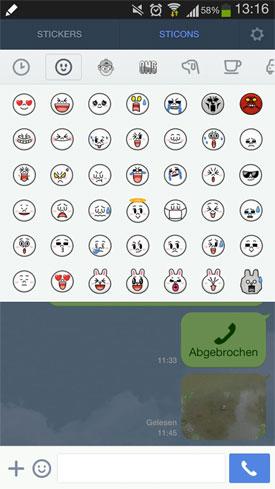 Line_App_WhatsApp_Vergleich_Alternative_Sticons_Uebersicht