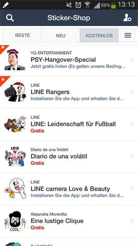 Line_App_WhatsApp_Vergleich_Alternative_kostenlose_Sticker