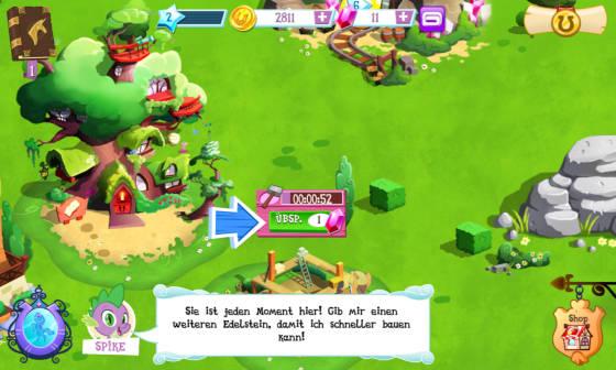 My_Little_Pony_App_Beschleunigung