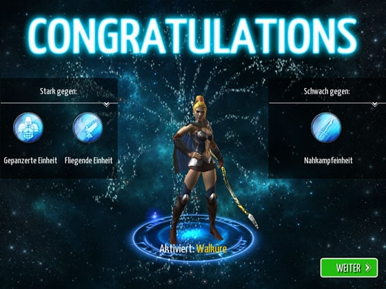 Thor-TDK_App_Action_Game_Gameloft_Congratulations