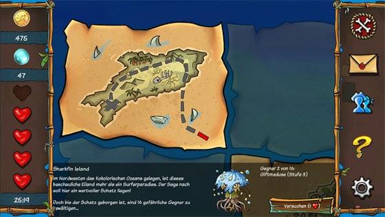 Tiny_Island_App_Match-3_Abenteuer_Kartenteil