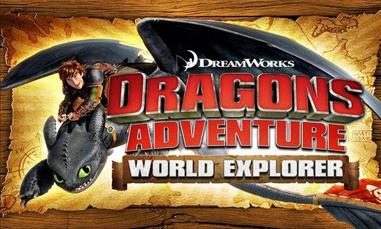 DreamWorks Dragons Adventure Windows Phone