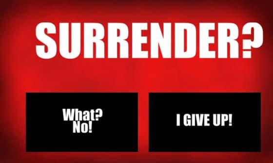 I_Surrender