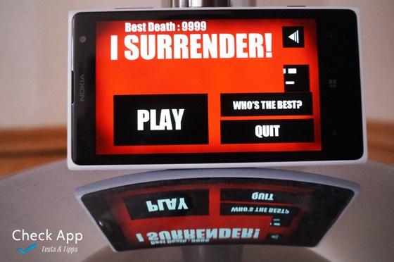 I_Surrender_App