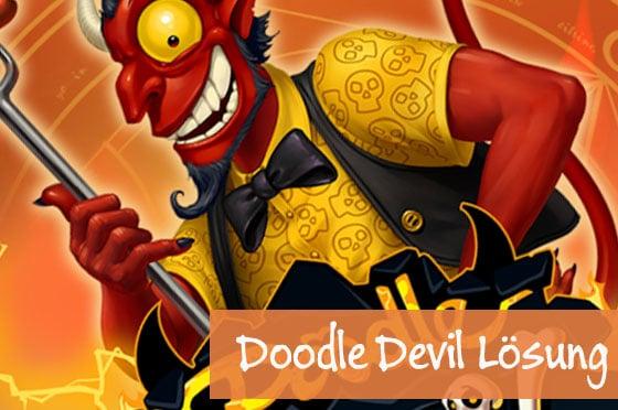 Doodle Devil Lösungen