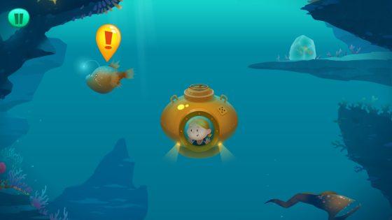 Explorium Ozean für Kinder Alice