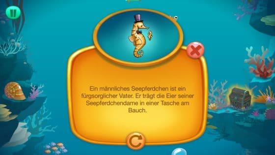 Explorium Ozean für Kinder App