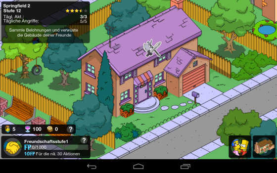 Simpsons_Springfield_Clash_of_Clones_Angriff