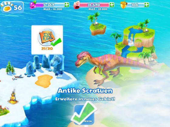 antike scratuen ice age adventures